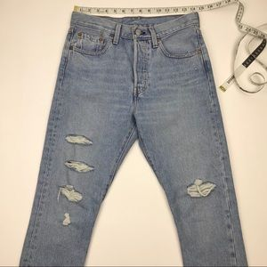 Levi's Jeans - NWT Levi's 501 High Waist wedgie fit Jeans